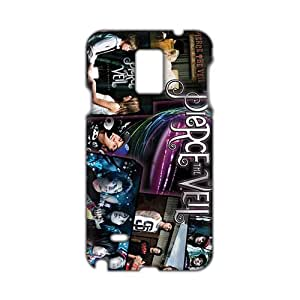 Angl 3D Case Cover Rockband The Pierce Veil Phone Case for Samsung Galaxy Note4