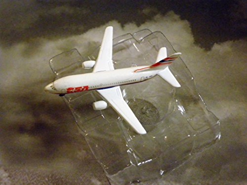 CSA Czech Airlines Boeing 737-500- Jet Plane 1:600 Scale Die-cast Plane Made in Germany by Schabak (Boeing 737 500 Jet)