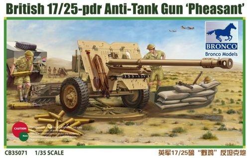 1/35 British 17/25 Pounder Anti-Tank