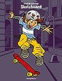 Livre de coloriage Skateboard 1