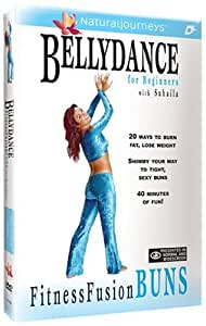Bellydance for Beginners with Suhaila: Fitness Fusion Buns [Import]