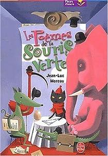 Poèmes de la souris verte par Moreau