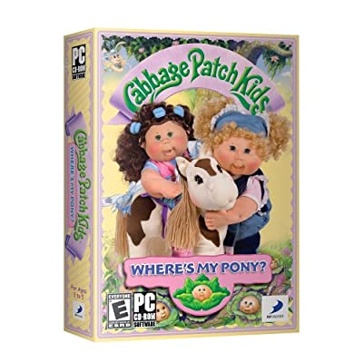 Cabbage Patch Kids: Where's My Pony?: Video Games