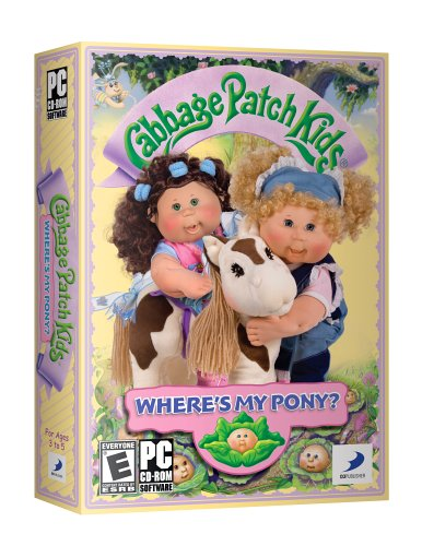 Cabbage Patch Kids: Where's My Pony? - Cabbage Patch Pony