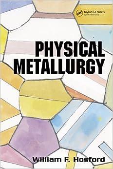 Physical Metallurgy (Materials Engineering)