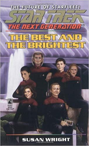 best star trek next generation books