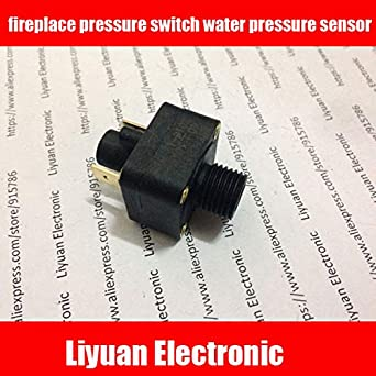Fevas 2pcs /lot Fireplace Pressure Switch/Water Pressure Sensor/Pressure Sensor/Pressure Difference Switch: Amazon.com: Industrial & Scientific