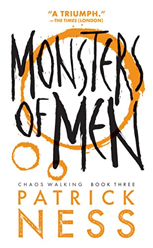book cover of Monsters of Men