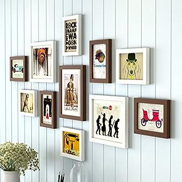 Bilderrahmen* Foto Wand Dekor Esszimmer Wand Kreative Bilderrahmen Wand  Treppe Wand Kombination Album Wände,