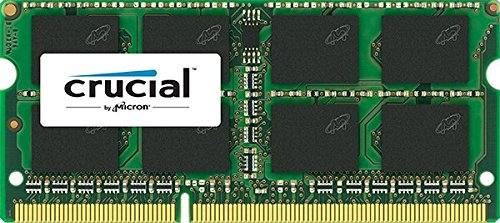 Crucial Server Ram (Crucial 8GB Single DDR3L 1600 MT/s (PC3L-12800) SODIMM 204-Pin Laptop Memory)