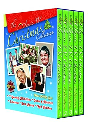 Amazon Com The Classic Tv Christmas Collection Classic Tv Christmas Collection Movies Tv