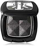 NYX Professional Makeup Single Eyeshadow, Black Sparkle, 2.4 g
