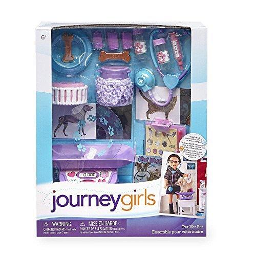 Journey Girls Pet Vet Set / Doll Accessories