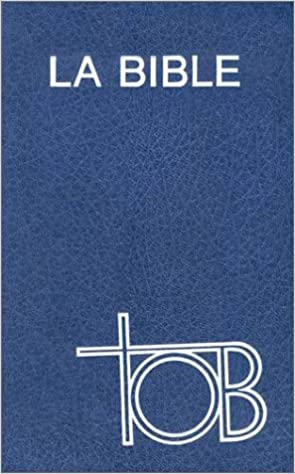 BIBLE FRANCAIS EN TÉLÉCHARGER GRATUIT TOB LA