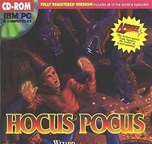 Hocus Pocus Wizard Works