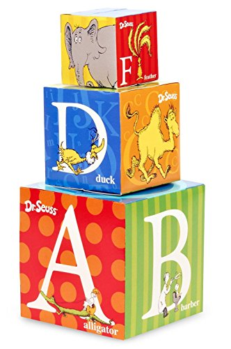 Dr Seuss ABC Party Supplies - Gift Box Set