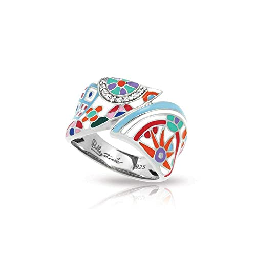 Amazon.com: Belle Etoile: anillo de Pashmina.: Jewelry