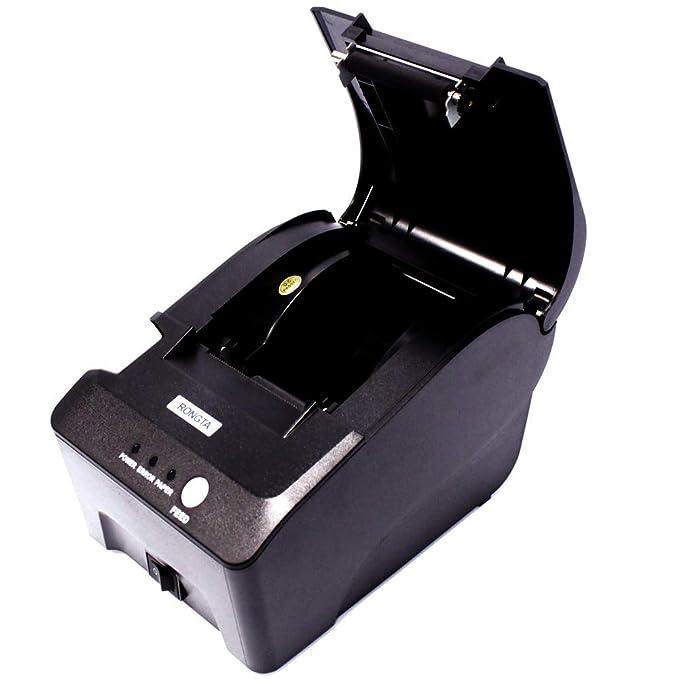 BeMatik - Impresora térmica 58mm POS TPV TCP/IP Ethernet ...