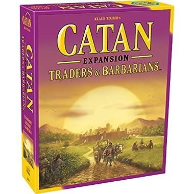 Catan Expansion: Traders & Barbarians