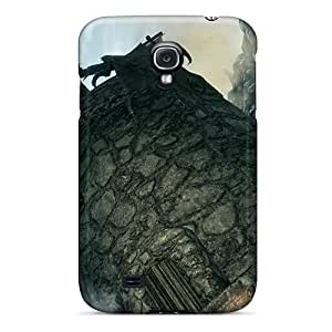 New Arrival Skyrim Alduin KqIDaBY7651HXAWp Case Cover/ S4 Galaxy Case