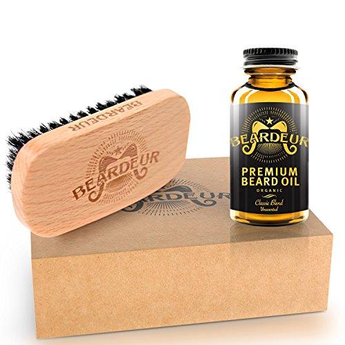 Natural Bristle Premium Military Barbers product image