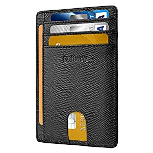 RFID Blocking Wallet For Men Women