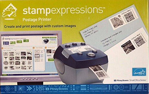 Pitney Bowes(R) Small Business Postage Meter/Scale Ink Cartridge