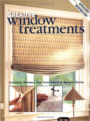 creative window treatments affordable creative window treatments curtains shades top nosew styles the editors of publishing international 9780865733442 amazoncom no