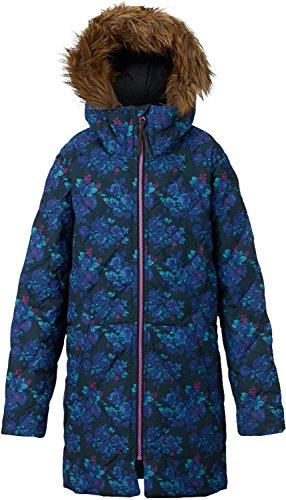 Burton Lovell Parka Snowboard Jacket Girls Sz M (Snowboard Jacket Eggplant)