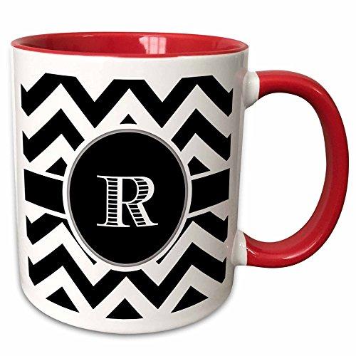 3dRose BrooklynMeme Designs monogram mug 222080 5