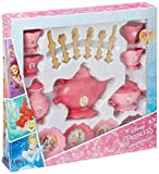 Disney Princess New DINNERWARE Set 26 Piece Tea Play Set Service for 4
