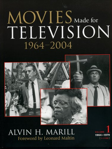 Movies Made for Television: 1964-2004 (5 Volume Set) by Scarecrow Press