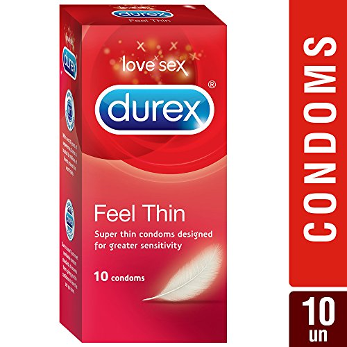 Durex Condom - Feel Thin (10s)