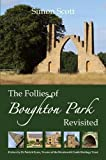 Front cover for the book The Follies of Boughton Park by Simon Scott