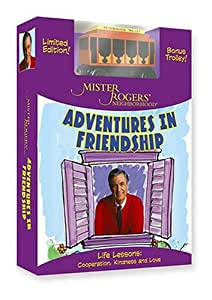 Mister Rogers' Neighborhood - Adventures in Friendship (with Toy)