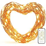 Eufy Starlit String Light, Indoor and Outdoor Dimmable Warm White LED, IP65 Water-resistant, Decoration Lights...
