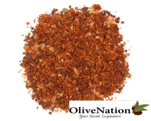 Coffee Chile Pepper Rub 4 oz by OliveNation