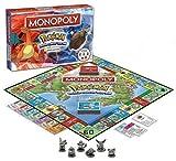 Pokemon Kanto Region Collectors Edition Family Board Monopoly Game New