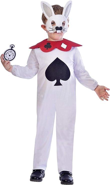 Disfraz de Conejo Blanco de Alicia en el país de Las Maravillas ...