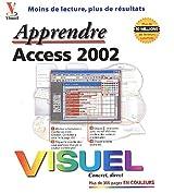 Apprendre Access 2002