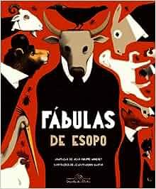 Fabulas de Esopo (Capa Dura) (Em Portugues do Brasil): Jean-Philippe