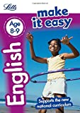 img - for Letts Make It Easy Complete Editions   English Age 8-9: New Edition book / textbook / text book