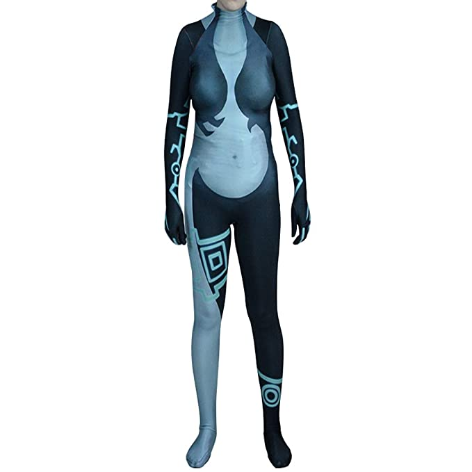 Amazon.com: Leaffly Zentai - Traje para mujer: Clothing