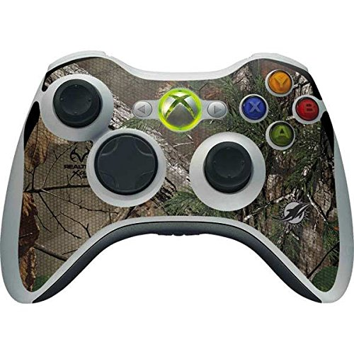 (Skinit NFL Miami Dolphins Xbox 360 Wireless Controller Skin - Miami Dolphins Realtree Xtra Green Camo Design - Ultra Thin, Lightweight Vinyl Decal Protection)