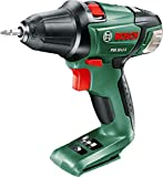 """Bosch Perceuse-visseuse""""Expert"""" sans fil PSR 18 LI-2 outil seul sans batterie, technologie Syneon 0603973302"""