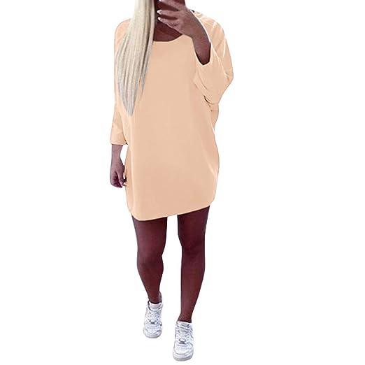 43190bba8e1 Amazon.com  Preferential New Zlolia Basic Solid Women s Casual Plus ...