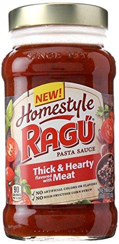 thick pasta sauce - 3
