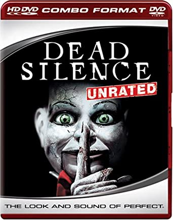 Amazon Com Dead Silence Unrated Combo Hd Dvd And Standard Dvd Donnie Wahlberg Ryan Kwanten Amber Valletta Bob Gunton Michael Fairman Judith Roberts Laura Regan James Wan Gregg Hoffman Oren Koules Mark Burg