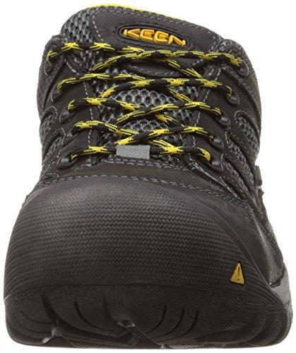 De Los Hombres De Servicio Público Entusiasta Tucson Baja Zapato De Trabajo Negro / Gárgola Liquidación Amazon xZgjs0Bs