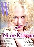 W Magazine - December 2003 - Nicole Kidman Cover! (Volume 32 Issue 12)